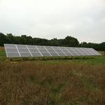 Pittsgrove, NJ - Ground Mount Solar Array for a Residence