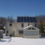West Deptford, NJ - Residential Roof Mount Solar Array